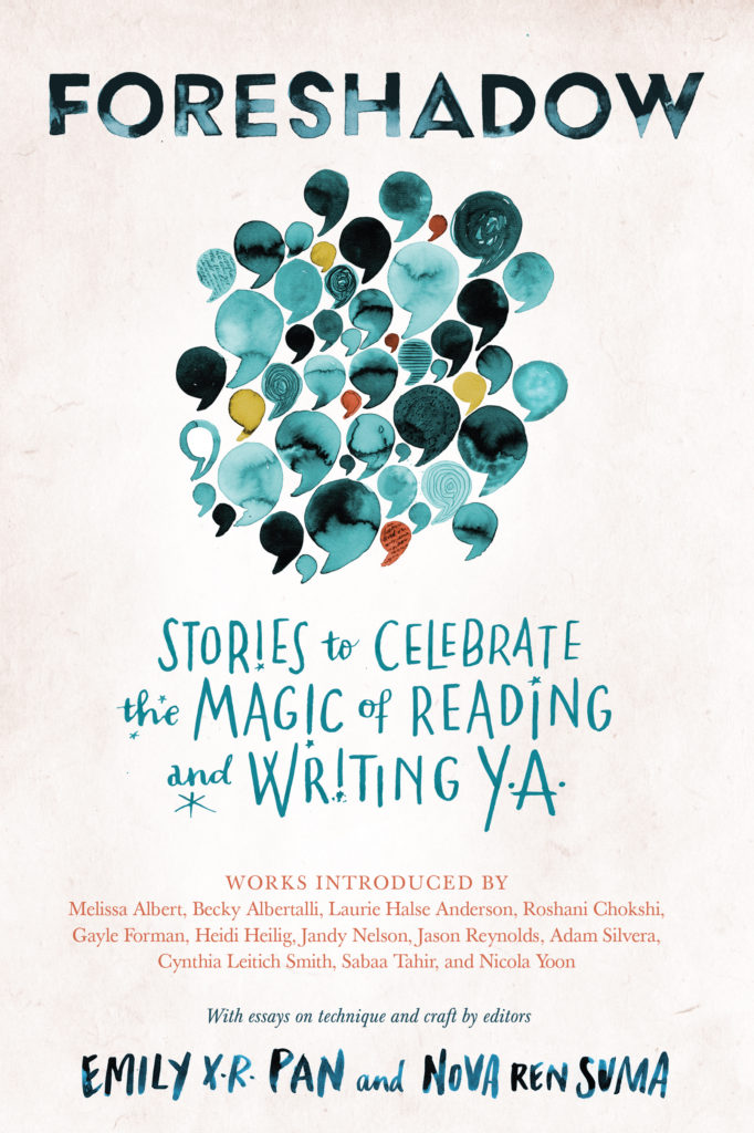Stories to Celebrate the Magic of Reading and Writing YA